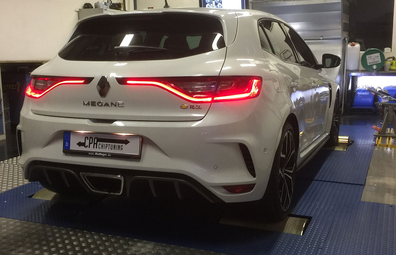 Chiptuning Rally Technology For The Road Megane Rs