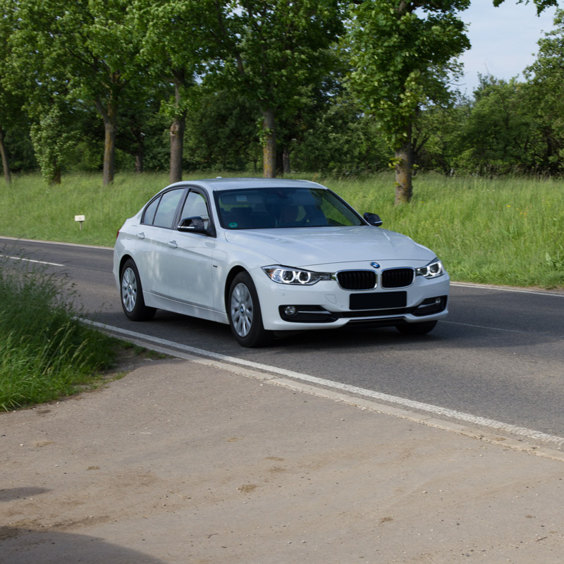 Test report of the BMW 318d (F30)