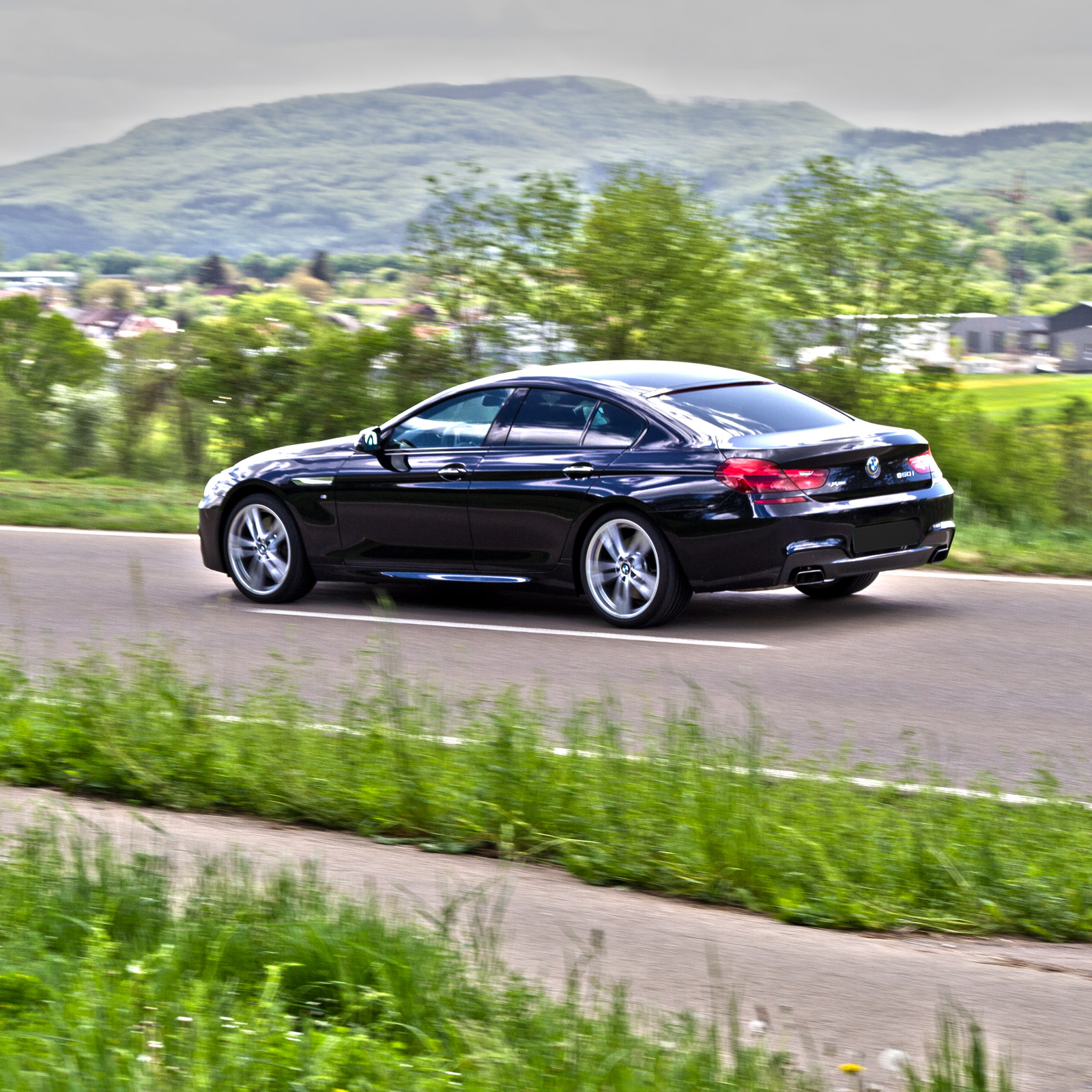 In test - the BMW 650i