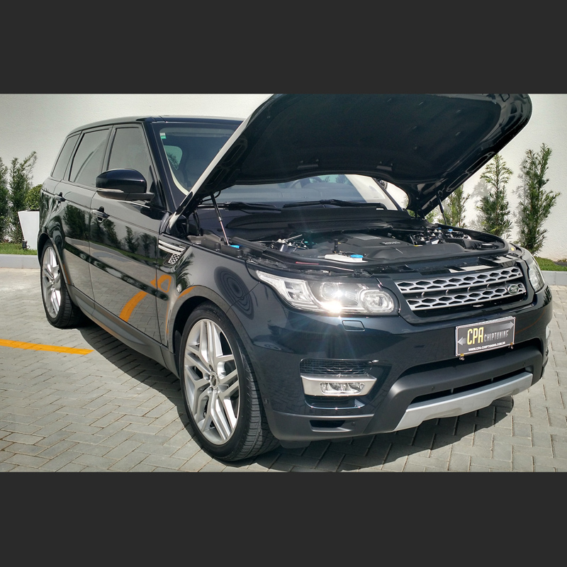 British luxury SUV at CPA read more