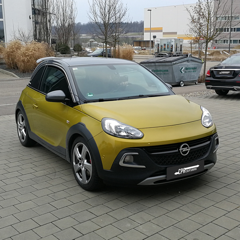 Small Opel with great performance read more