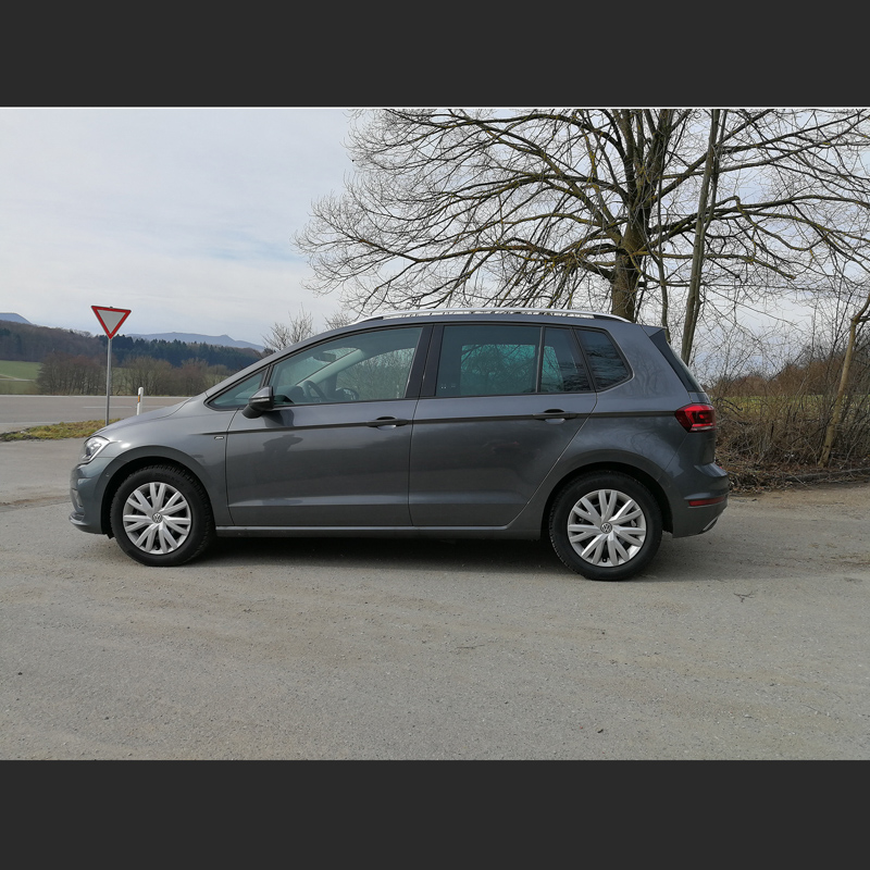 Compact Minivan from Wolfsburg read more