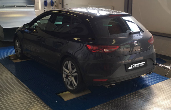 CPA PowerBox: Over 300 HP in the Seat Leon Cupra read more
