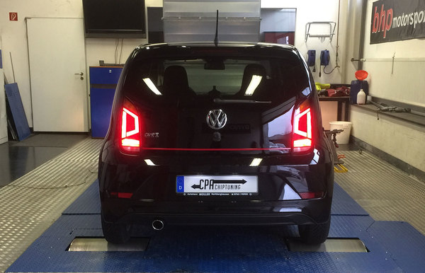 Chiptuning for the VW UP GTI read more