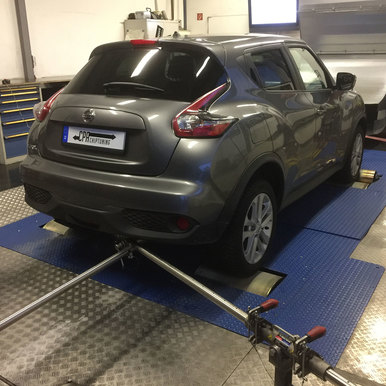 Power increase for the Nissan Juke 1.5 dCi DPF read more