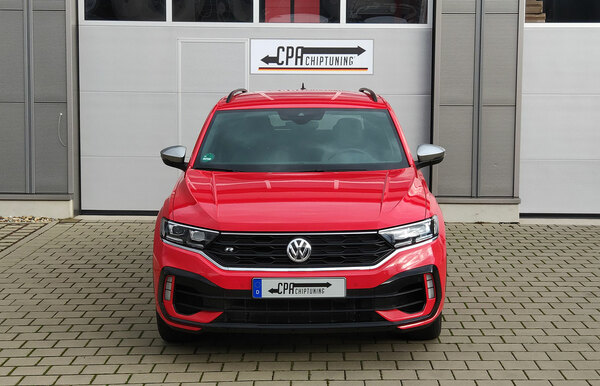 VW T-Roc R 4Motion Chiptuning read more
