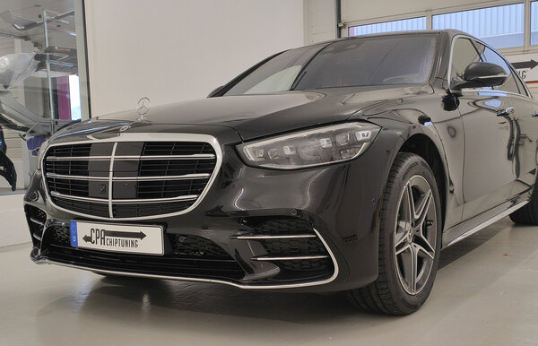 The new, innovative S-Class exclusively from CPA read more