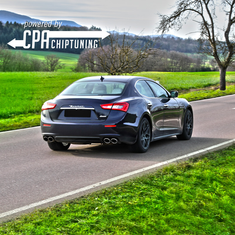 PowerBox Nitro meets Maserati Ghibli Diesel – a strong mix read more