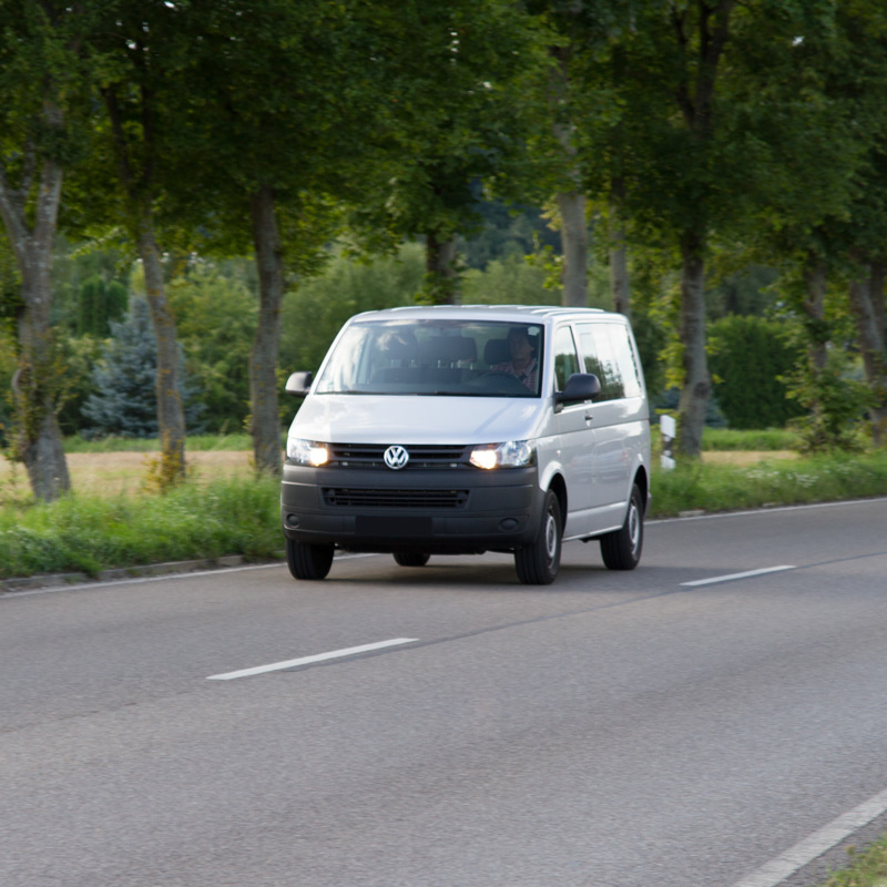 In Test: The VW Bus T5 2.0 TDI read more