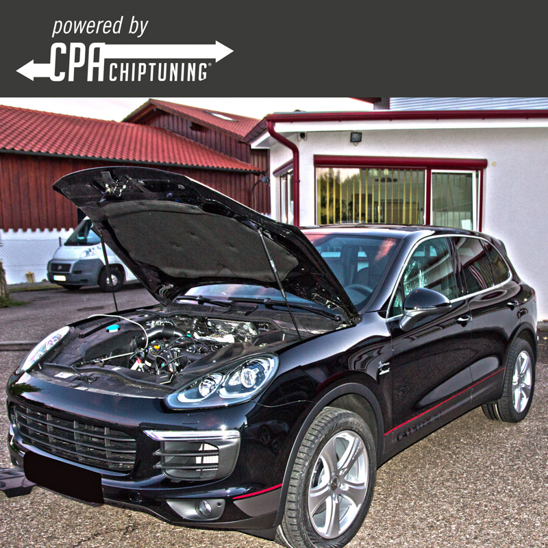 Porsche Cayenne tested at CPA read more