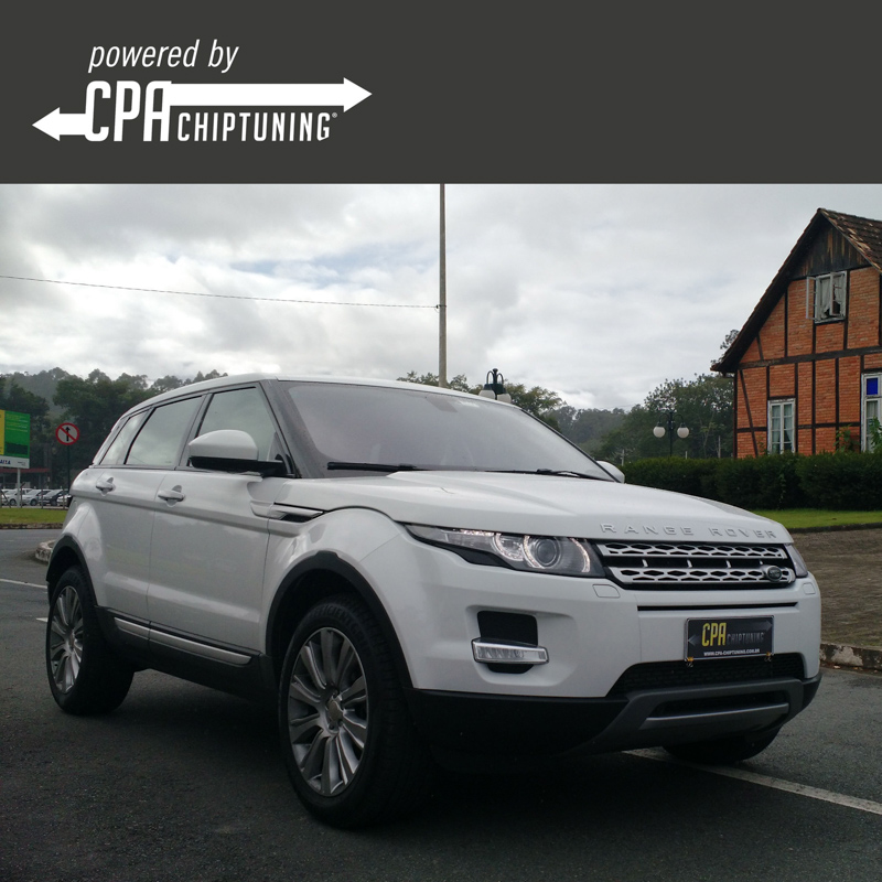 Performance Increase: Land Rover Range Rover Evoque Si4 read more
