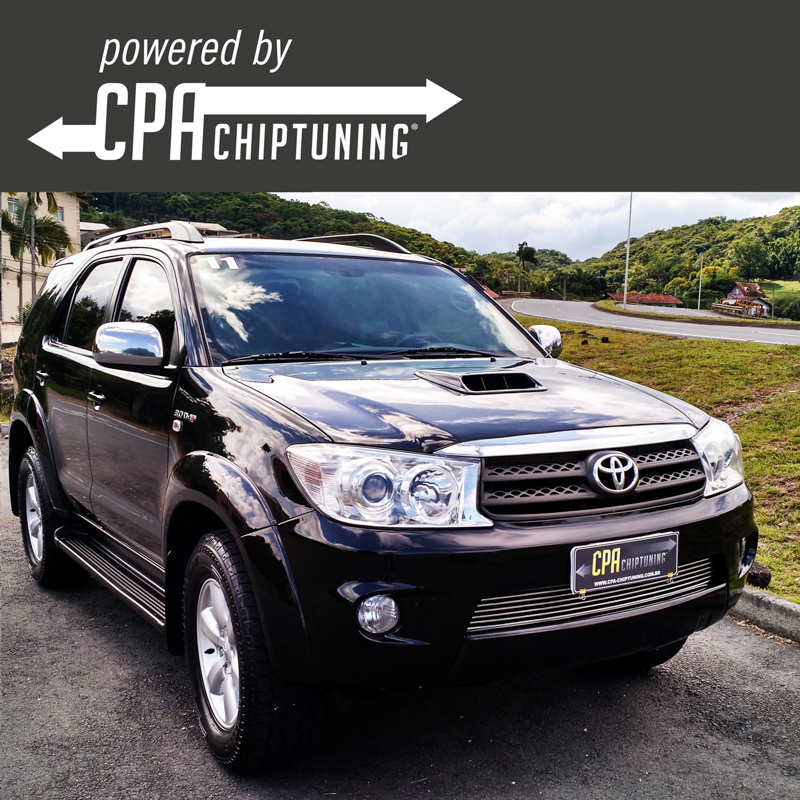 Toyota Hilux 3.0 D-4D in the CPA test read more