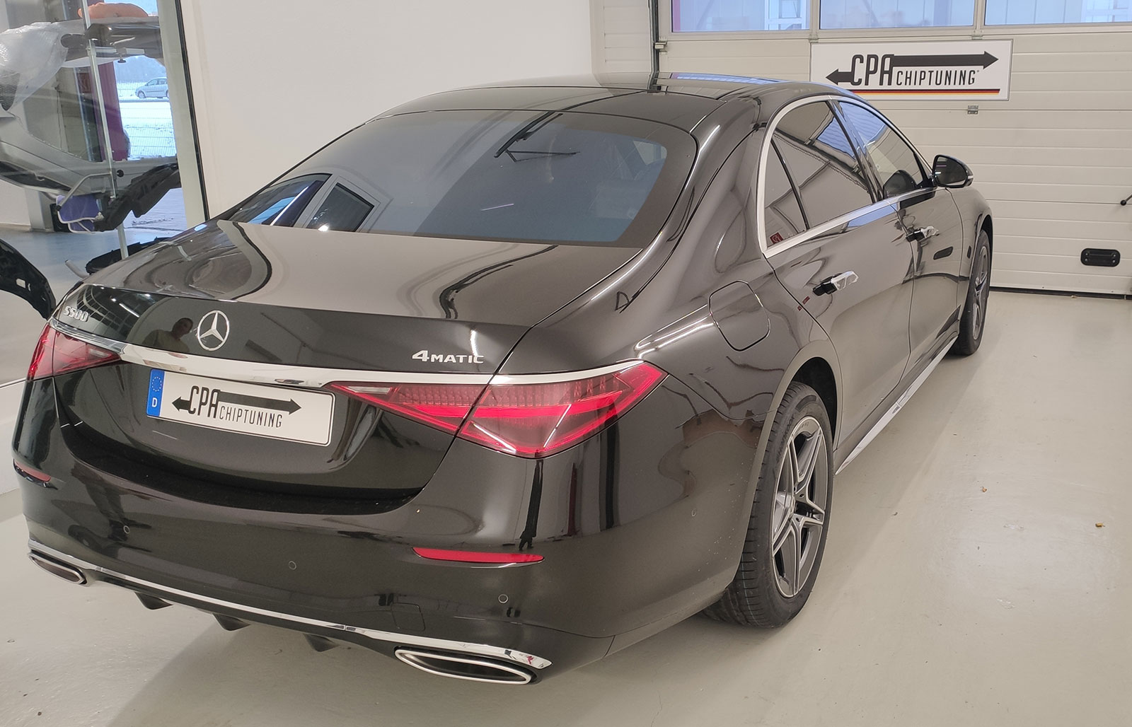 The new, innovative S-Class exclusively from CPA